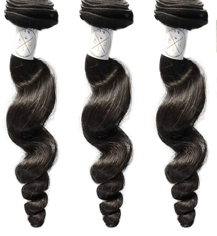 Bouncy curl bundle deals